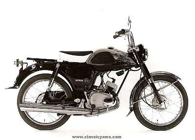 Yamaha AT90 Dec., '65